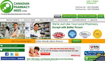 Modelo de Farmacia Online