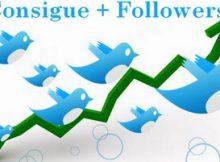 Cómo conseguir followers en twitter