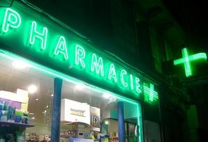 pharmacies france